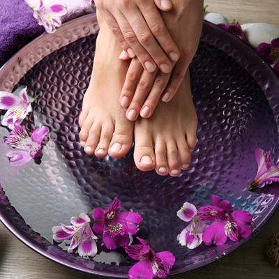 NuYou Natural Beauty Day Spa Feet & Hand Rituals