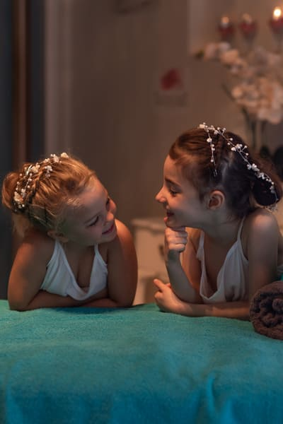 Nu You Natural Beauty Day Spa Parents & Petites Packages